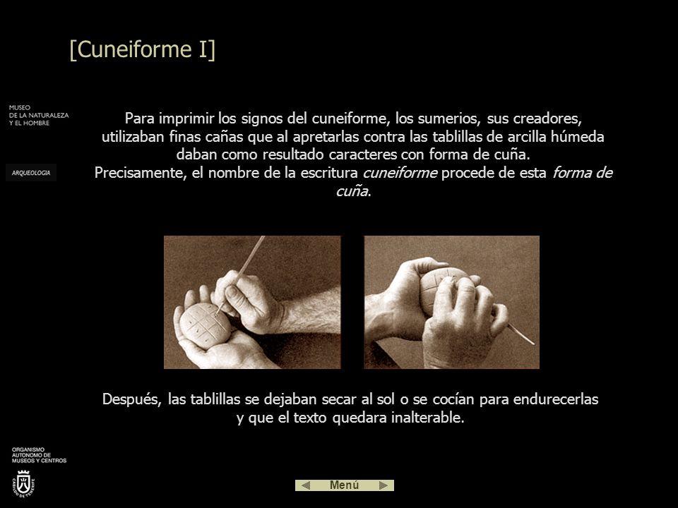 [Cuneiforme I]